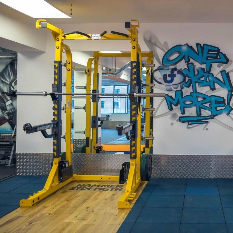 gym birmingham