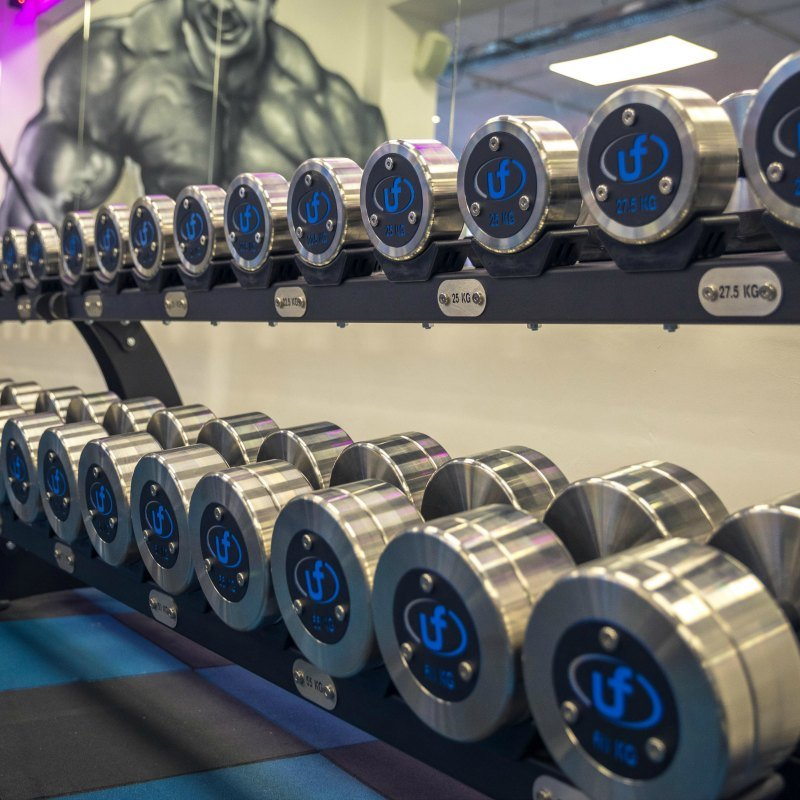 UFB Watson Dumbbells up-to 65 kg
