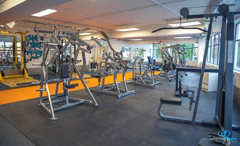 Hammer Strength Official Centre Ultimate Fitness Birmingham