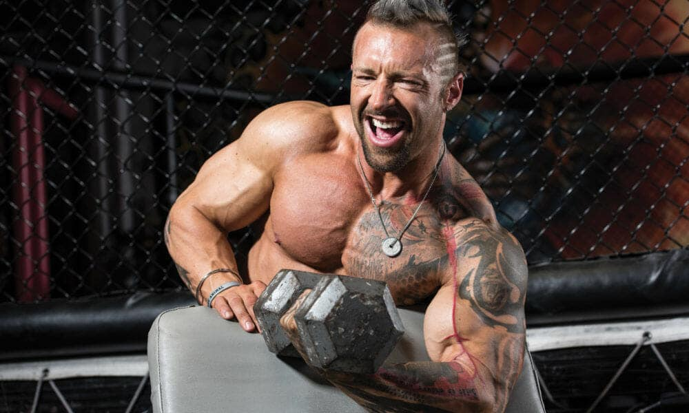 For one night only: Come and workout with Kris Gethin!
