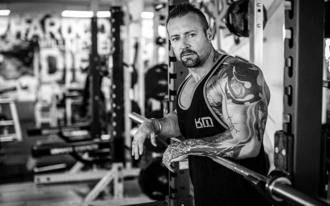 All you need to know about Kris Gethin