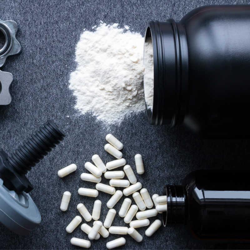 powder l-glutamine