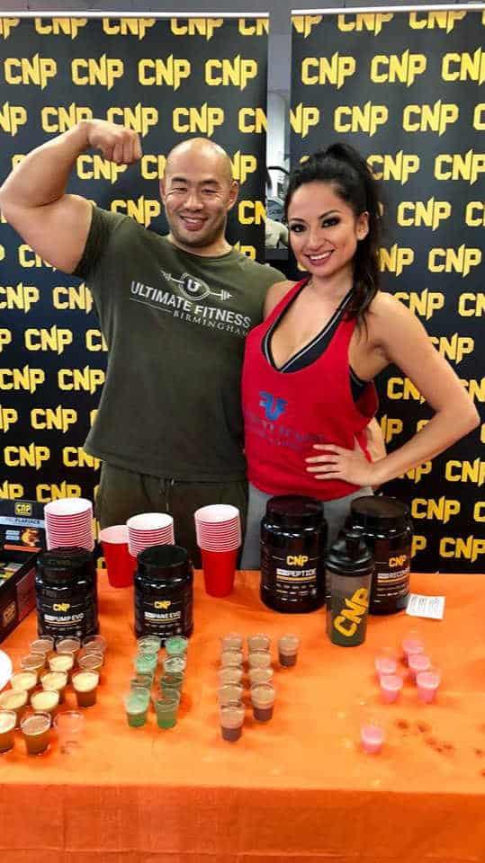 Team UFB CNP Event