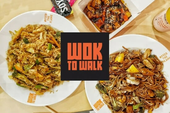 Wok to Walk Ultimate Fitness Loyalty Discount