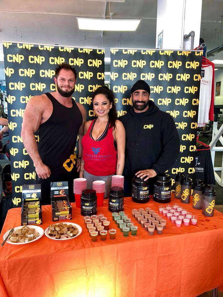 Ultimate Fitness CNP Event