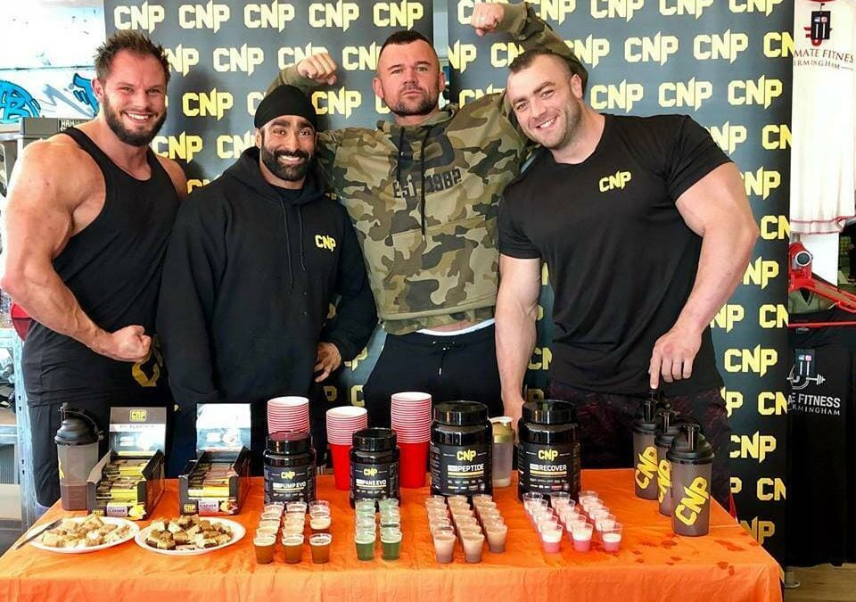 2018 CNP Meet & Greet At Ultimate Fitness Birmingham: Event Recap