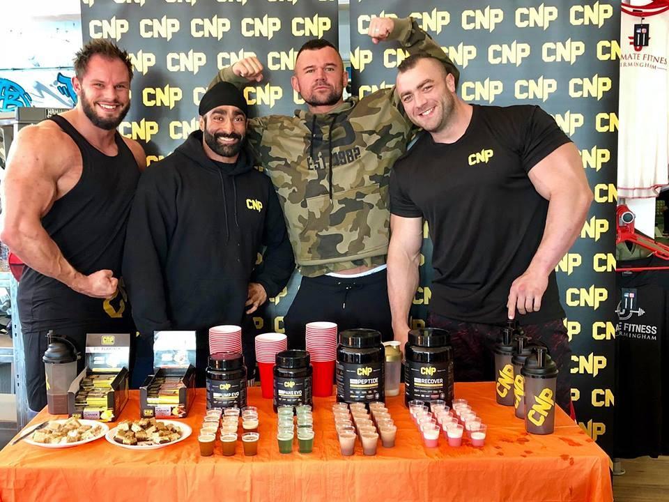 CNP Taster Event