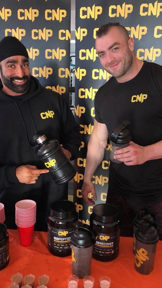 CNP Taster Event Birmingham