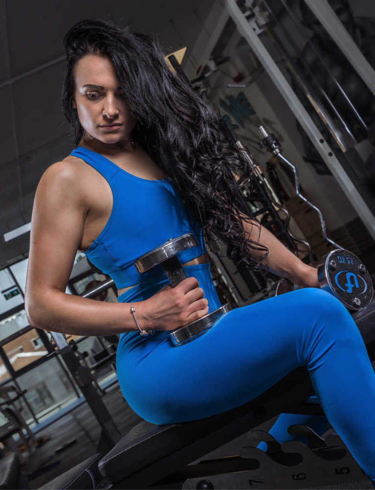 Danika Neal dedicate fitness