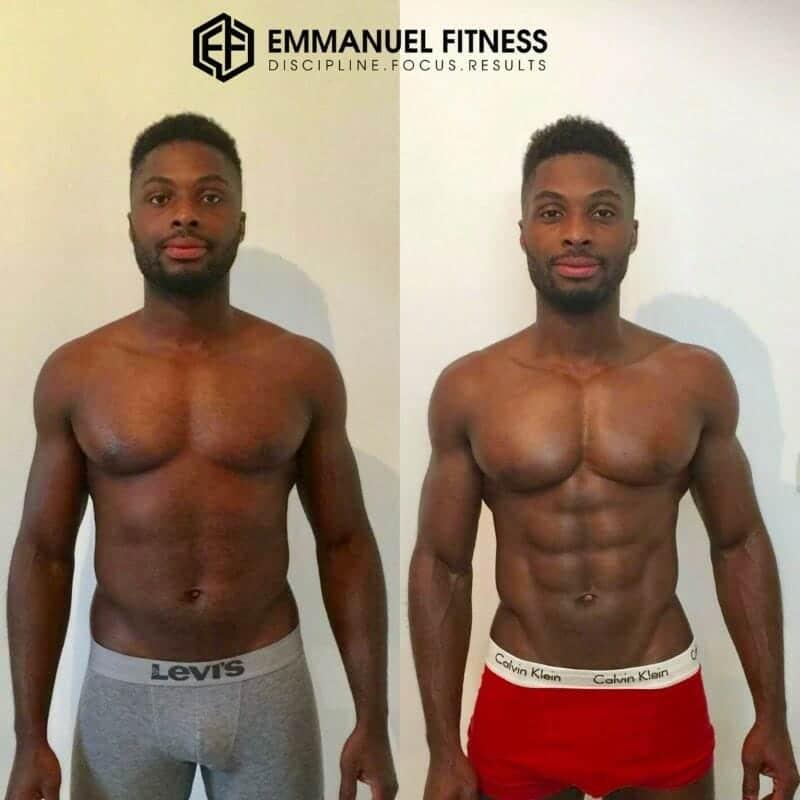 Emmanuel Y-M Male Transformation