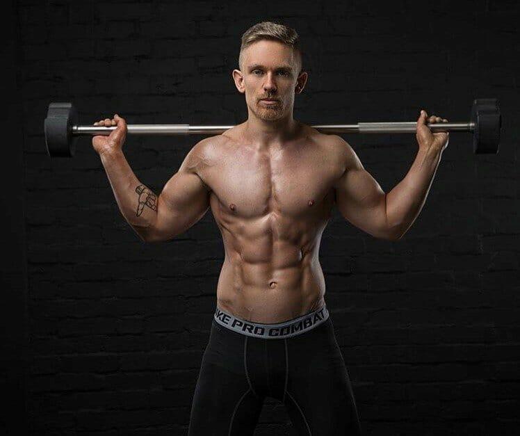 Personal Trainer Brett Price