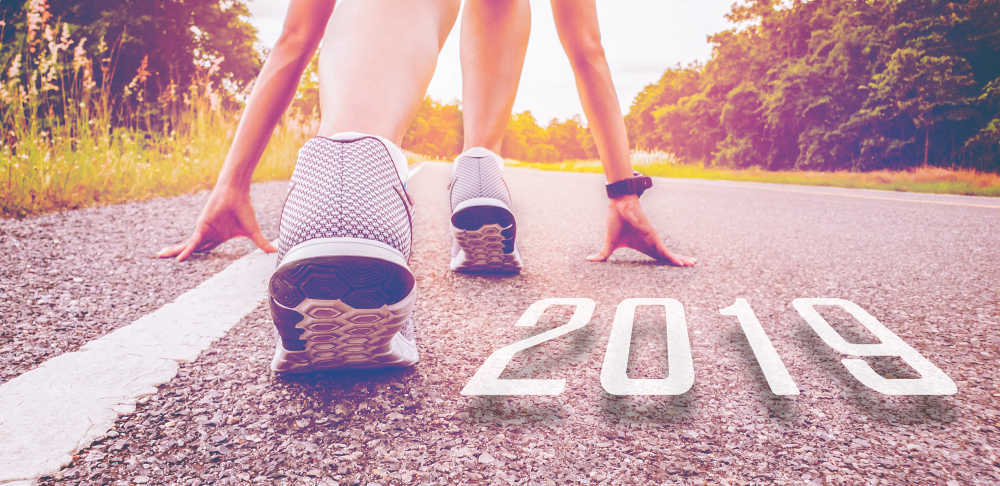 The Top 6 New Year's Resolutions And How To Stick To Them