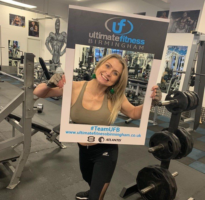 Lisa Cox Personal Trainer and Sport Therapist