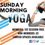 Sunday Yoga 14th April Ultimate Fitness Birmingham