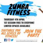 Zumba Fitness Ultimate Fitness 4th April
