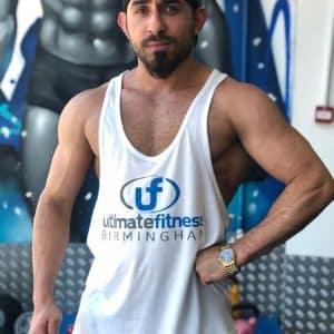 White Vest Ultimate Fitness Birmingham