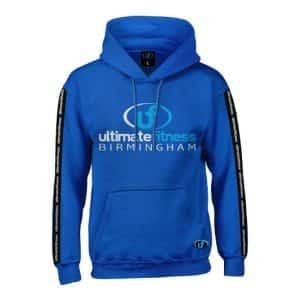 UFB Blue Hoodie