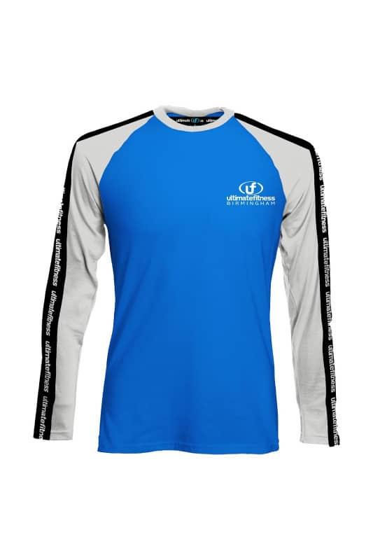 Blue Long Sleeve T