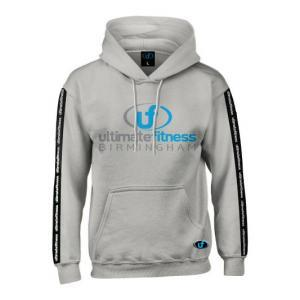 UFB Pull Over Grey
