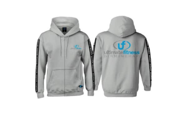 gym clothing and accessories