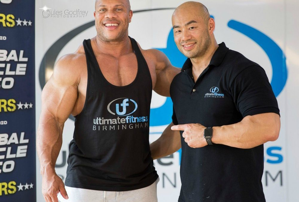 All you need to know about Phil Heath